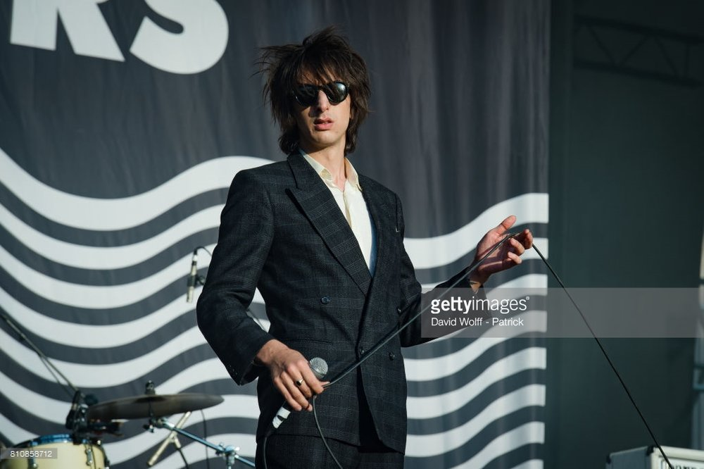 THE HORRORS   PICTURE BY: DAVID WOLFF - PATRICK - GETTY IMAGES