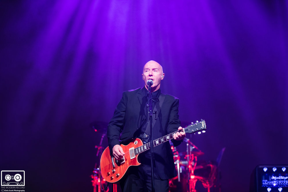 MIDGE URE PERFORMING AT CAIRD HALL, DUNDEE - 23/10/2017  PICTURE BY: CHRIS SCOTT PHOTOGRAPHY
