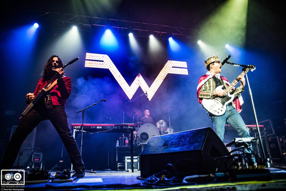Weezer, O2 Academy Glasgow, 24-10-17-6.jpg