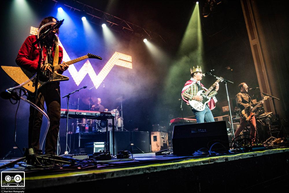 Weezer, O2 Academy Glasgow, 24-10-17-7.jpg