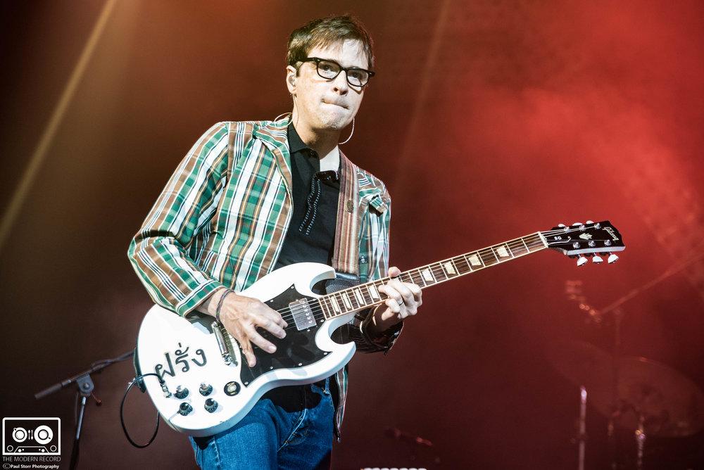 Weezer, O2 Academy Glasgow, 24-10-17-11.jpg
