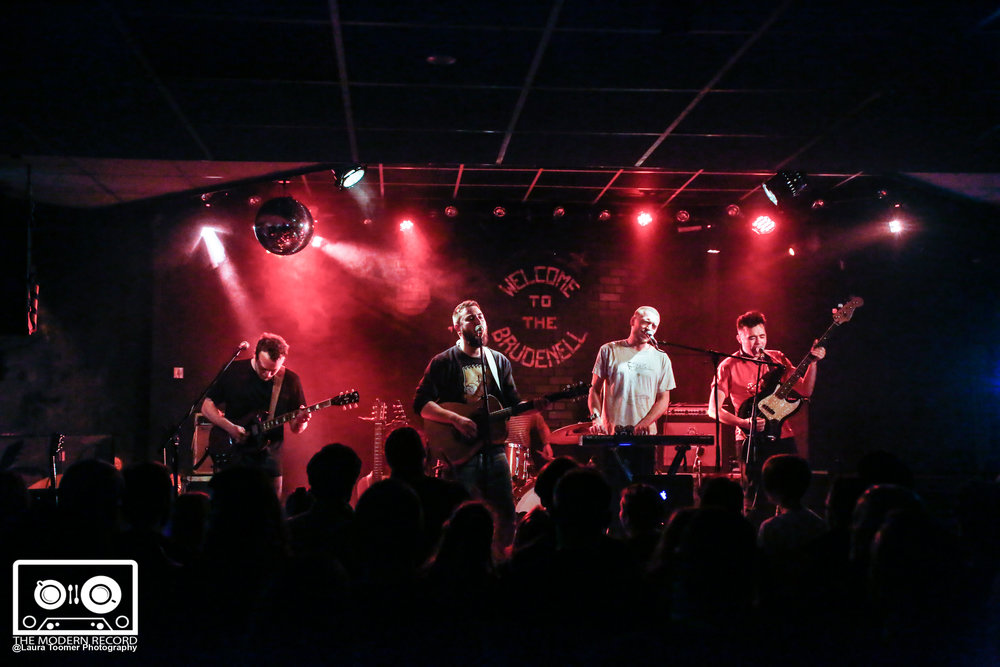 TO KILL A KING PERFORMING AT LEEDS BRUDENELL SOCIAL CLUB - 16/01/2018  PICTURE BY: LAURA TOOMER PHOTOGRAPHY