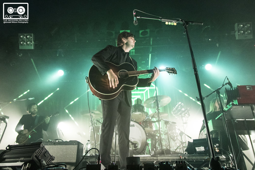 LORD HURON PERFORMING AT LEEDS'S BRUDENELL SOCIAL CLUB - 20/01/2018  PICTURE BY: KENDALL WILSON PHOTOGRAPHY