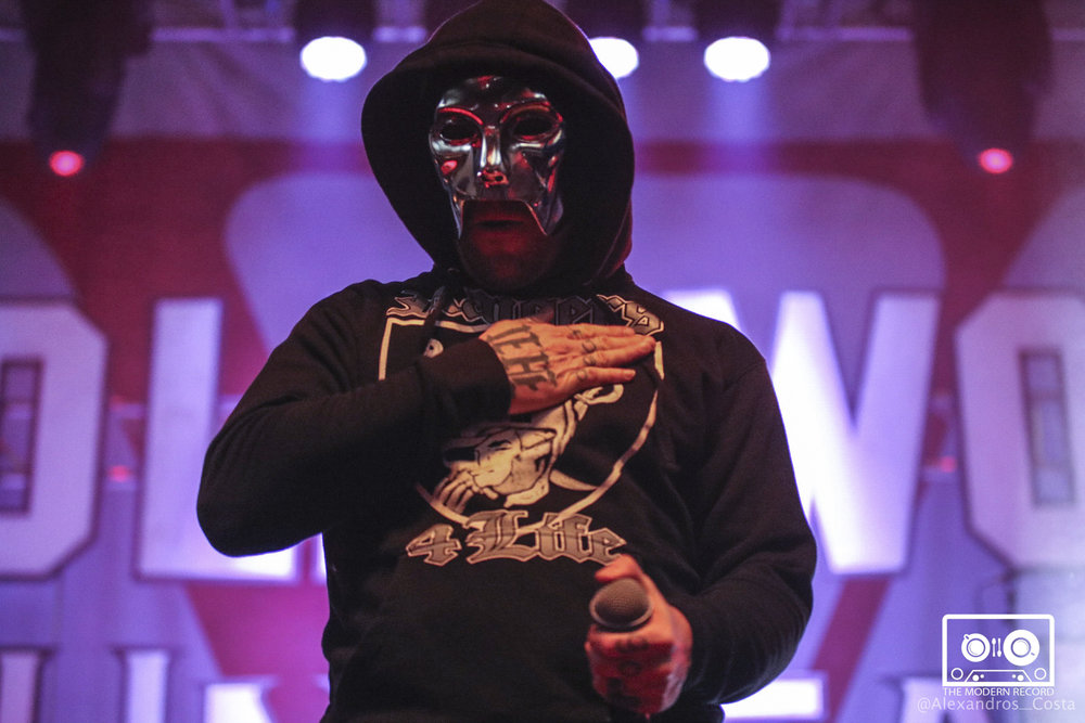 HOLLYWOOD UNDEAD PERFORMING AT GLASGOW'S O2 ACADEMY - 24/01/2018  PICTURE BY: ALEXANDROS COSTA PHOTOGRAPHY