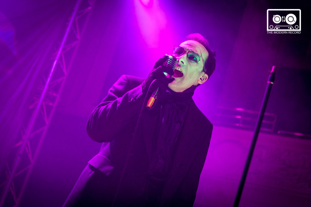 THE DAMNED PERFORMING AT DUNDEE'S CAIRD HALL - 27.01.2018  PICTURE BY: CALUM MACKINTOSH PHOTOGRAPHY