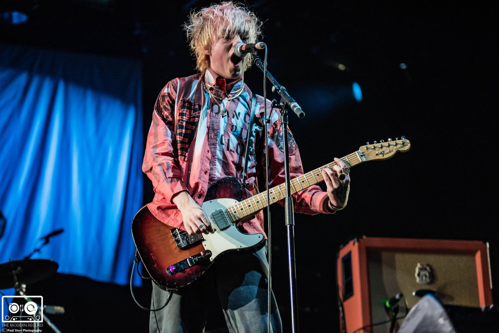RAT BOY performing at The SSE Hydro in Glasgow - 04.12.2018  PICTURE BY: PAUL STORR PHOTOGRAPHY