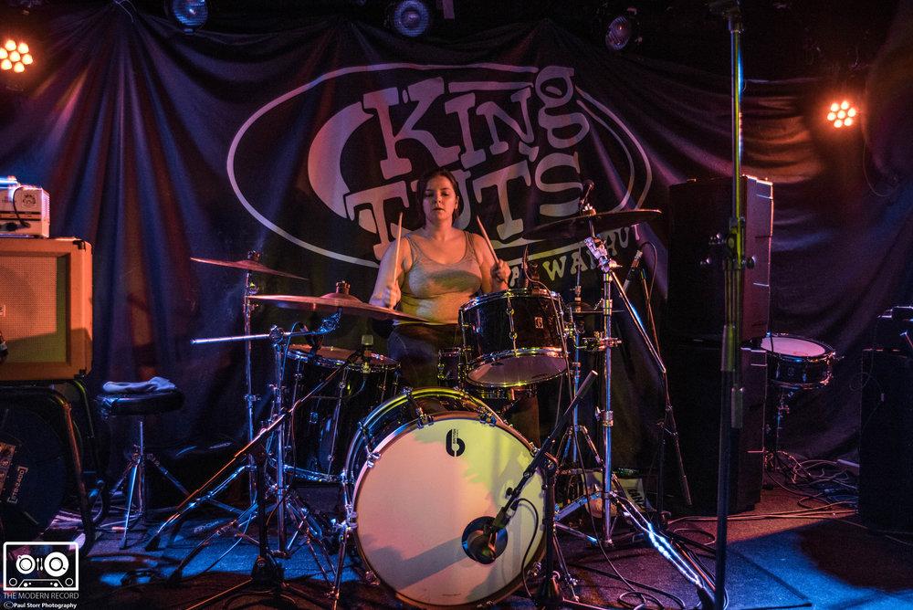 The Ranzas, King Tuts Wah Wah Hut Glasgow, 2-2-18-10.jpg