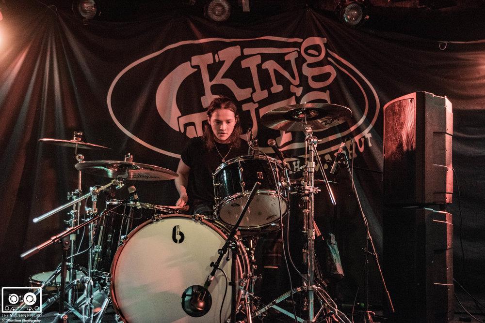 The Blinders, King Tuts Wah Wah Hut Glasgow, 2-2-18-2.jpg