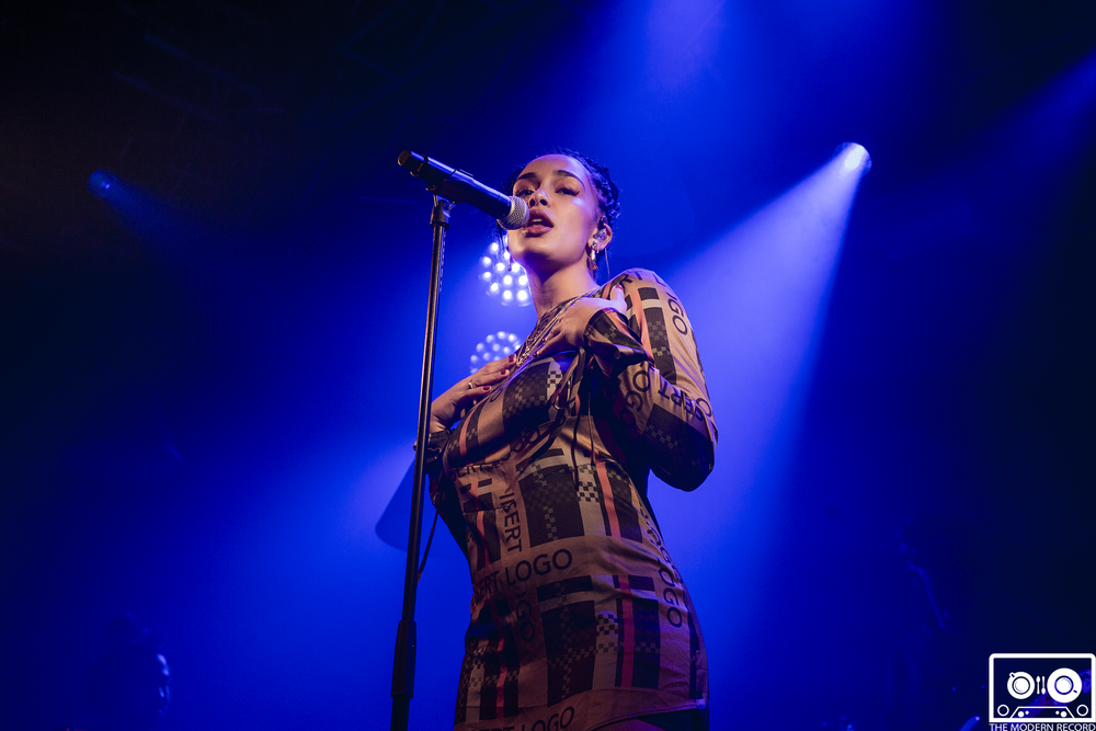 JORJA SMITH PERFORMING AT EDINBURGH'S LIQUID ROOMS - 04.02.18  PICTURE BY: SEAN FRANCIS PHOTOGRAPHY