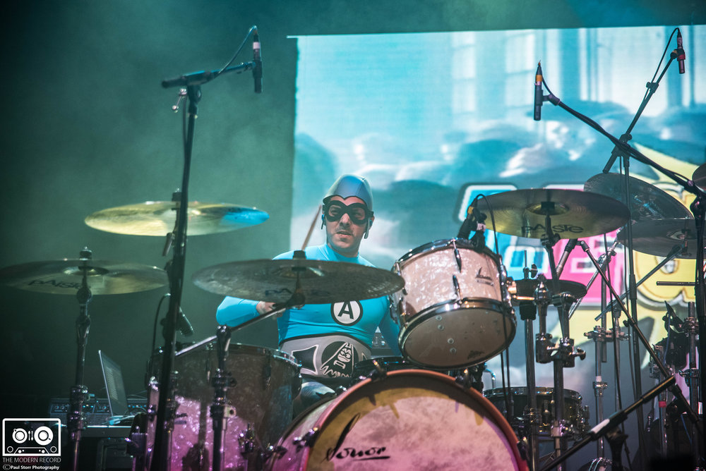 The Aquabats, O2 Academy Glasgow, 9-2-18-15.jpg