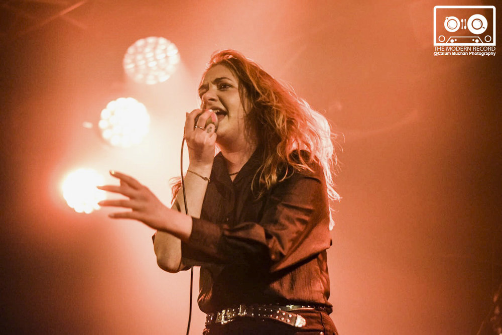 MARMOZETS PERFORMING AT EDINBURGH'S LIQUID ROOMS - 12.02.2018  PICTURE BY: CALUM BUCHAN PHOTOGRAPHY