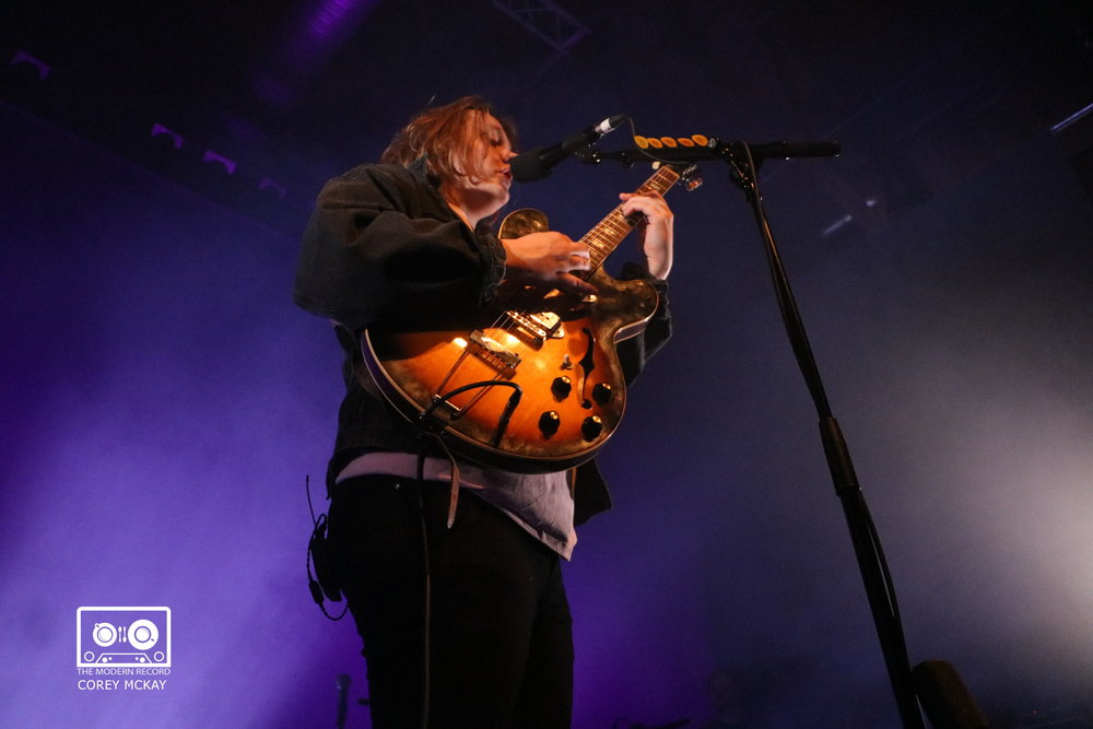 LEWIS CAPALDI PERFORMING AT O2 ABC, GLASGOW - 17.02.18  PICTURE: COREY MCKAY PHOTOGRAPHY
