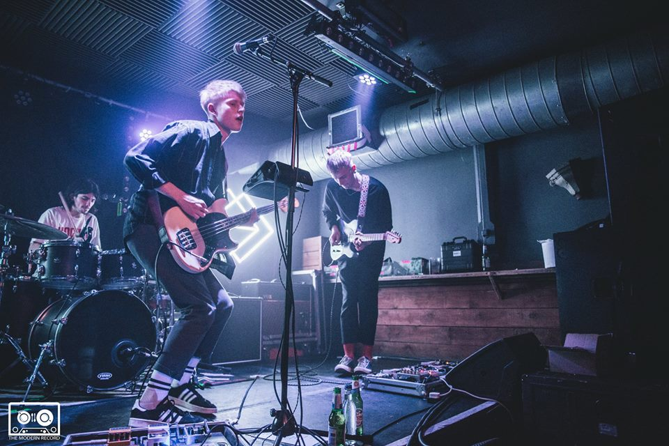 HIGH TYDE KICKING OFF THEIR UK HEADLINE TOUR AT EDINBURGH'S MASH HOUSE - 18.02.2018  PICTURE BY: FINDLAY MACDONALD PHOTOGRAPHY