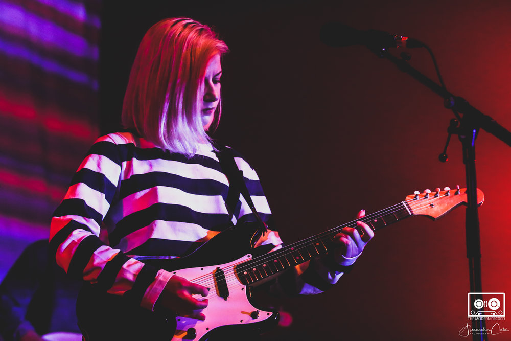 ALVVAYS PERFORMING AT O2 ABC, GLASGOW - 18.02.2018  PICTURE: ALEXANDROS COSTA PHOTOGRAPHY