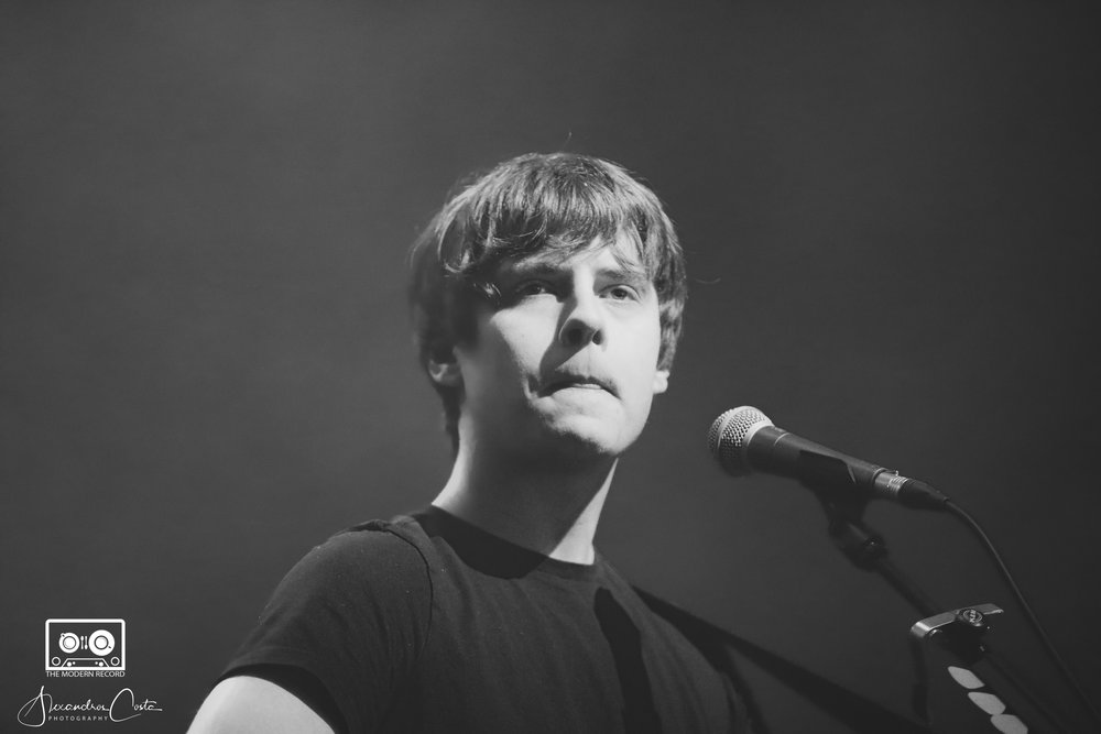 JAKE BUGG PERFORMING AT OLD FRUITMARKET, GLASGOW - 19.02.2018  PICTURE: ALEXANDROS COSTA PHOTOGRAPHY