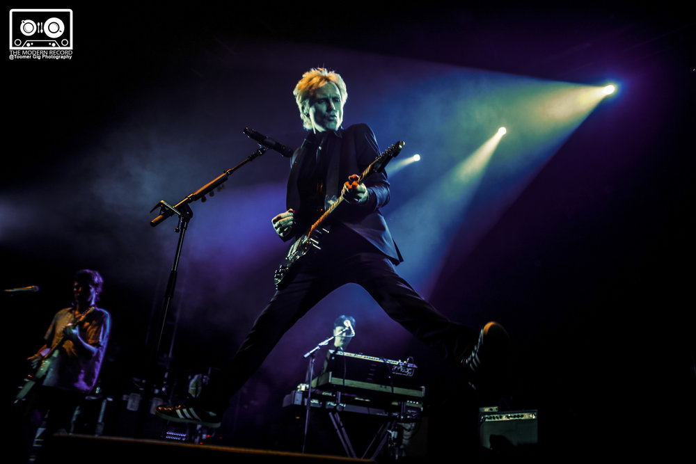 FRANZ FERDINAND PERFORMING AT LEEDS'S O2 ACADEMY - 19/02/2018  PICTURE BY: LAURA TOOMER @ToomerGigPhotography