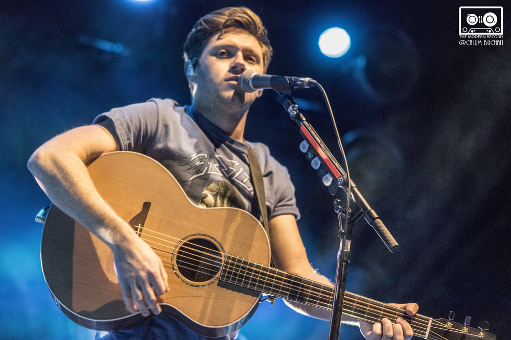 NIALL HORAN PERFORMING AT GLASGOW'S SEC ARMADILLO - 19.03.2018  PICTURE BY: CALUM BUCHAN PHOTOGRAPHY