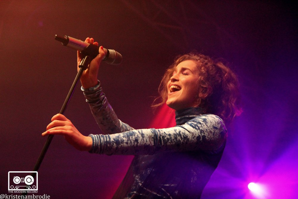 RAE MORRIS PERFORMING AT GLASGOW'S ART SCHOOL - 16.03.2018  PICTURE BY: KRISTEN BRODIE PHOTOGRAPHY