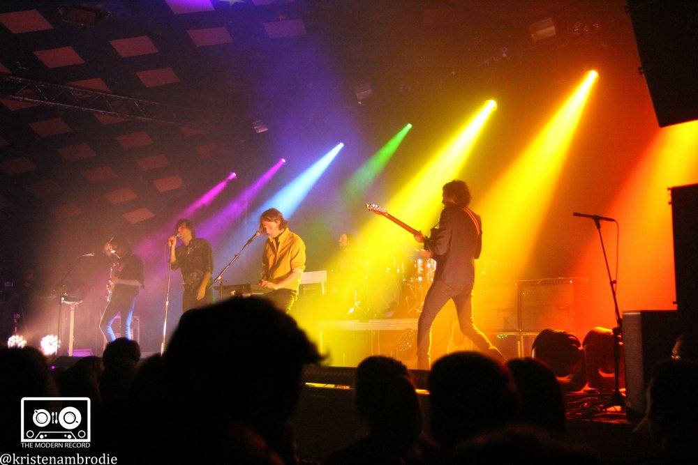 PHOENIX PERFORMING AT BARROWLANDS, GLASGOW - 26.3.18  PICTURE: KRISTEN BRODIE PHOTOGRAPHY