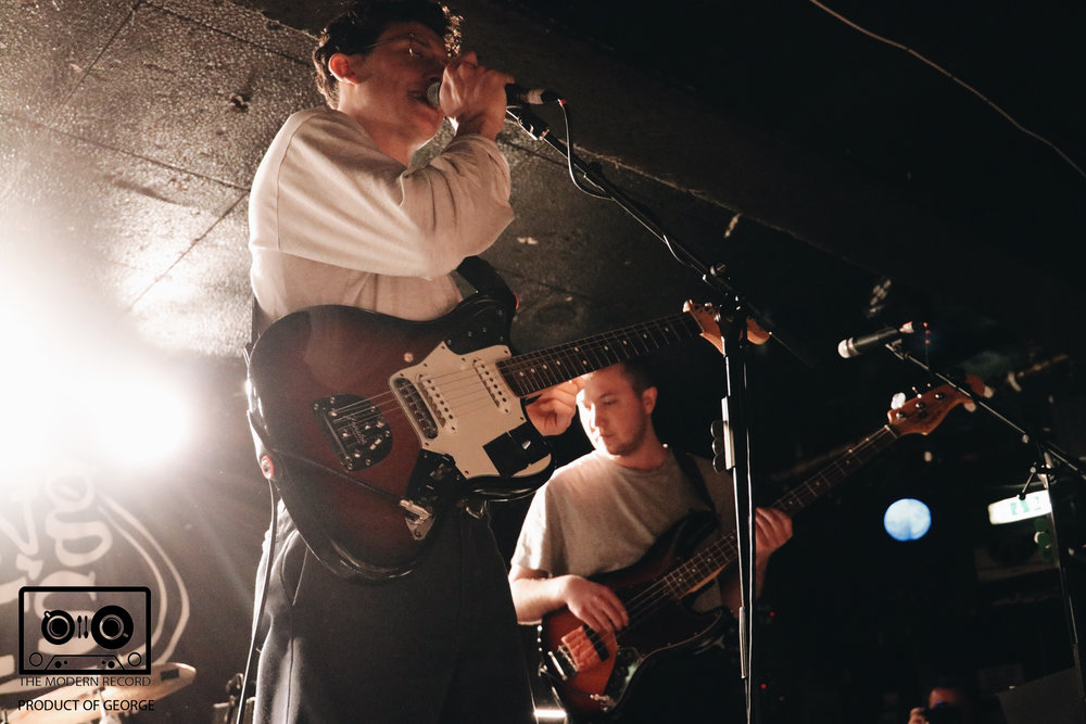 THE MAGIC GANG PERFORMING AT KING TUT'S WAH WAH HUT, GLASGOW - 25.03.18                                                                                    PICTURE: PRODUCT OF GEORGE PHOTOGRAPHY