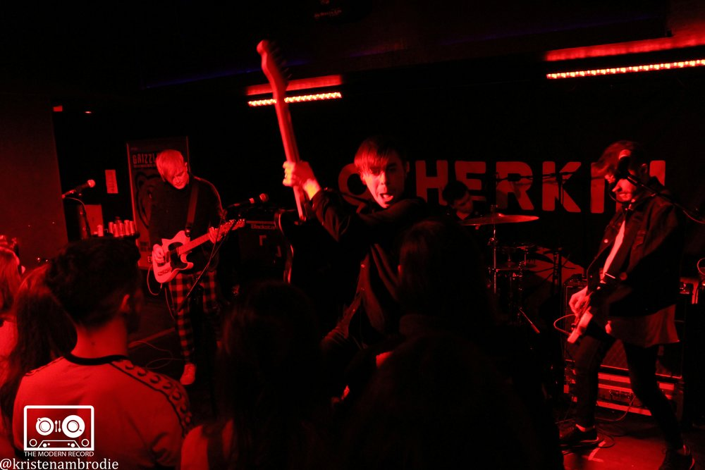 OTHERKIN PERFORMING AT THE GARAGE (ATTIC BAR), GLASGOW - 03.04.18  PICTURE: KRISTEN BRODIE PHOTOGRAPHY