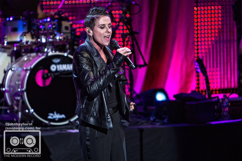 LISA STANSFIELD PERFORMING AT BARBICAN CENTRE, YORK - 19.04.18  PHOTO: JOHN HAYHURST PHOTOGRAPHY (www.snapagig.com)
