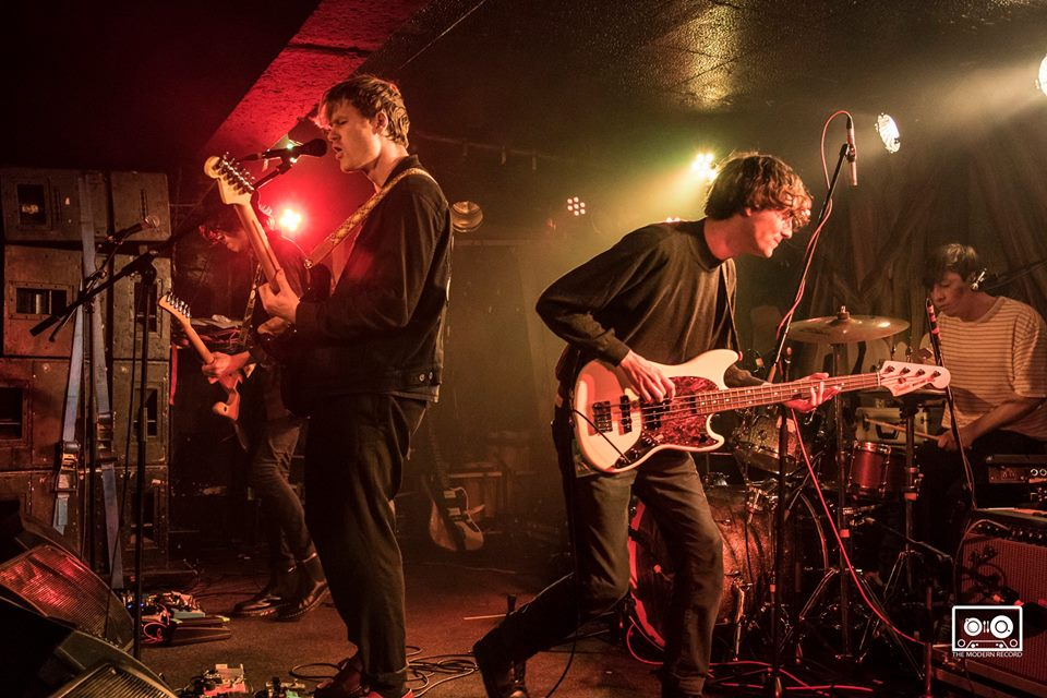 GENGAHR PERFORMING AT GLASGOW'S KING TUT'S WAH WAH HUT - 23.04.18  PICTURE BY: KENDALL WILSON PHOTOGRAPHY