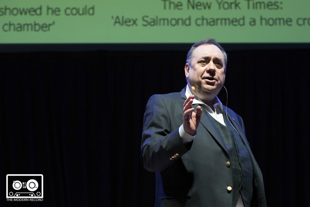 Alex Salmond in Dundee at the Caird Hall-4.jpg
