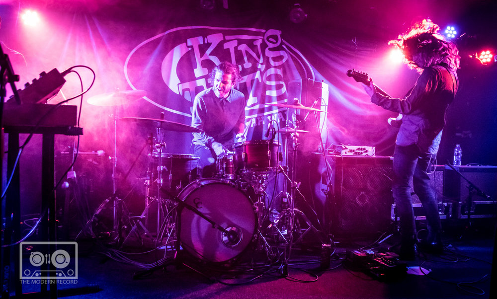 CITY CALM DOWN PERFORMING AT KING TUT'S WAH WAH HUT, GLASGOW - 21.05.18                                                                                                  PICTURE: STEPHEN WILSON PHOTOGRAPHY