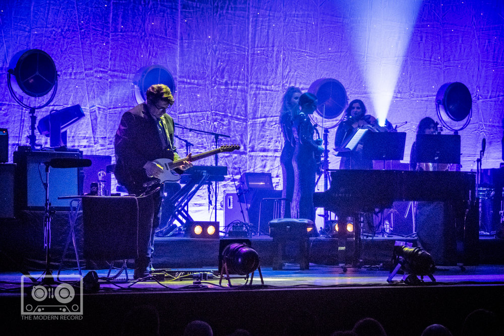 ECHO AND THE BUNNYMEN PERFORMING AT USHER HALL, EDINBURGH - 23.05.18  PICTURE: STEPHEN WILSON PHOTOGRAPHY