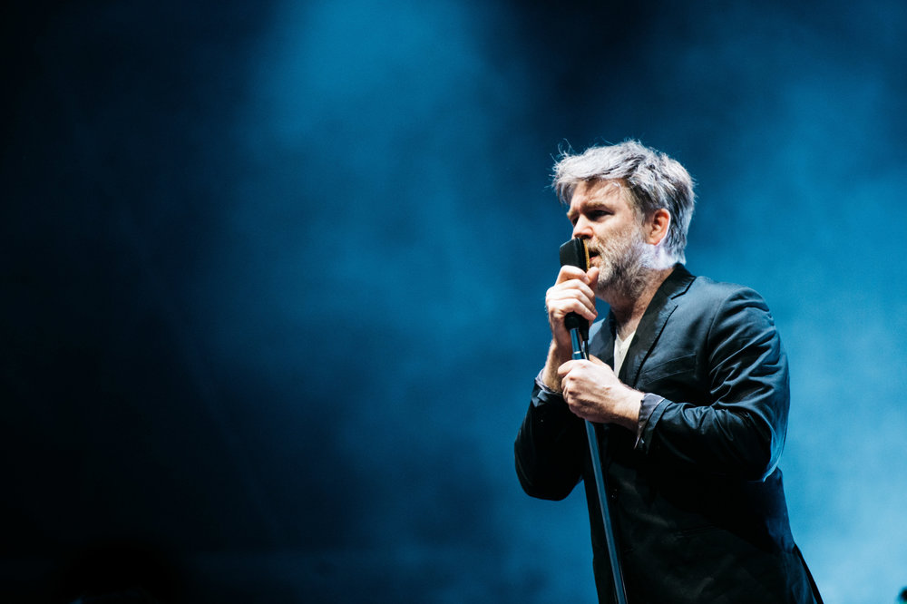 LCD SOUNDSYSTEM HEADLINING FIRST DAY AT ALL EAST POINTS: FESTIVAL, LONDON - 25.05.2018