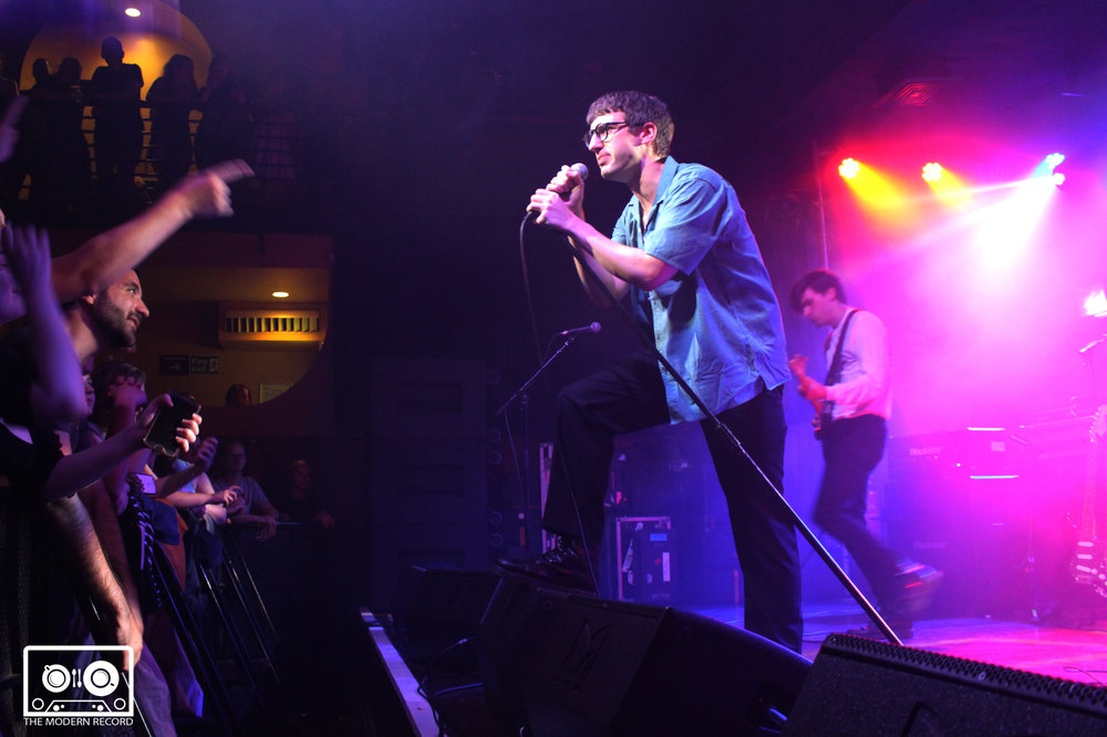 SPECTOR PERFORMING AT SCALA, LONDON - 24.05.18  PICTURE: NICOLE STEWART RUSHWORTH PHOTOGRAPHY