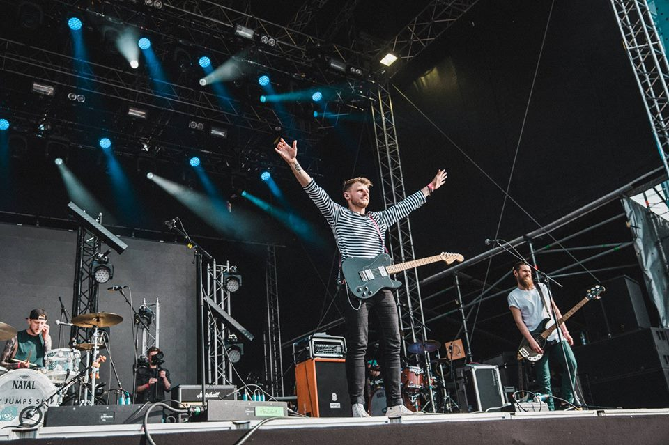 BOY JUMPS SHIP PERFORMING AT NEWCASTLE'S NEWEST OUTDOOR MUSIC FESTIVALS 'THIS IS TOMORROW' - 26.05.2018  PICTURE BY: DEAN HINDMARCH PHOTOGRAPHY