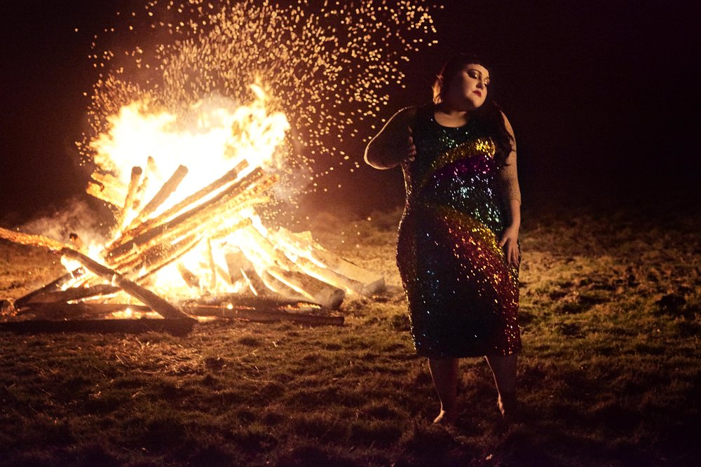 BETH DITTO  PICTURE BY: MARY MCCARTNEY