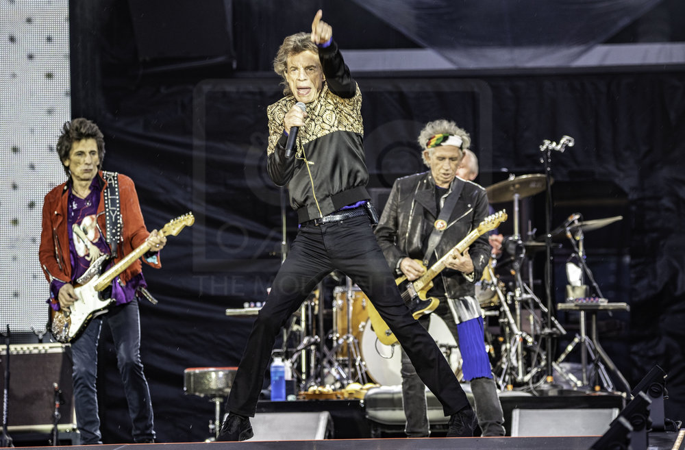 THE ROLLING STONES PERFORMING AT MURRAYFIELD STADIUM, EDINBURGH - 09.06.2018 PICTURE BY: CALUM BUCHAN PHOTOGRAPHY