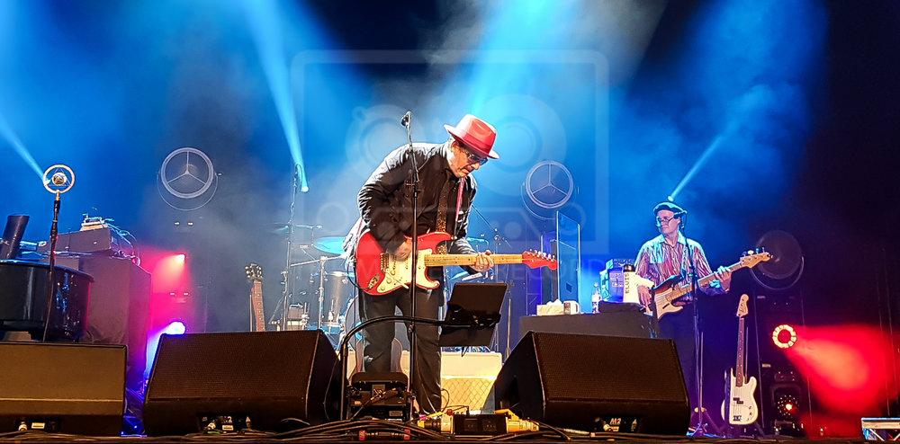 ELVIS COSTELLO PERFORMING AT PLAYHOUSE, EDINBURGH - 24.06.18  PICTURE: STEPHEN WILSON PHOTOGRAPHY