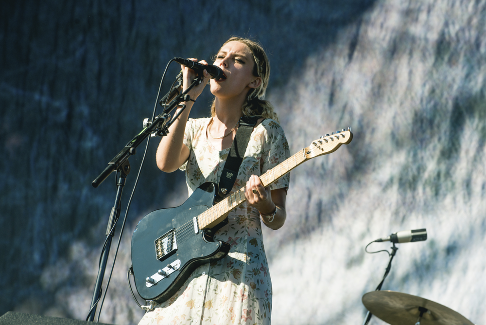 WOLF ALICE PERFORMING AT TRNSMT FESTIVAL, GLASGOW GREEN - 30.06.18  PICTURE: ALICE HADDEN