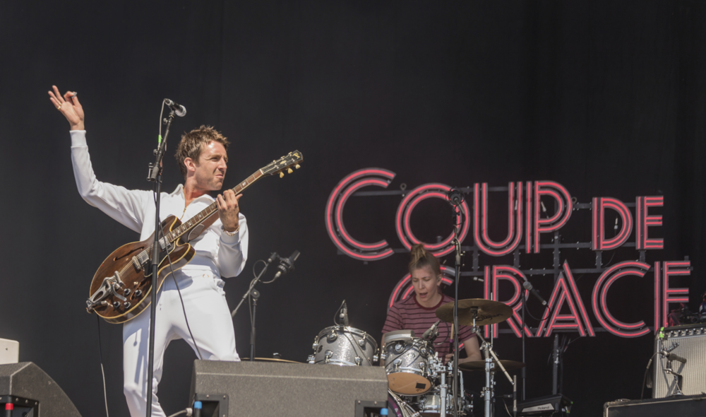 MILES KANE PERFORMING AT DAY THREE OF TRNSMT FESTIVAL - 01.07.2018  PICTURE BY: RYAN JOHNSTON PHOTOGRAPHY