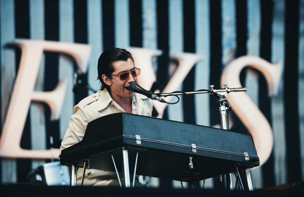 ARCTIC MONKEYS CLOSING THE FIRST WEEKEND OF TRNSMT FESTIVAL 2018 - 01.07.2018  PICTURE BY: RYAN JOHNSTON PHOTOGRAPHY