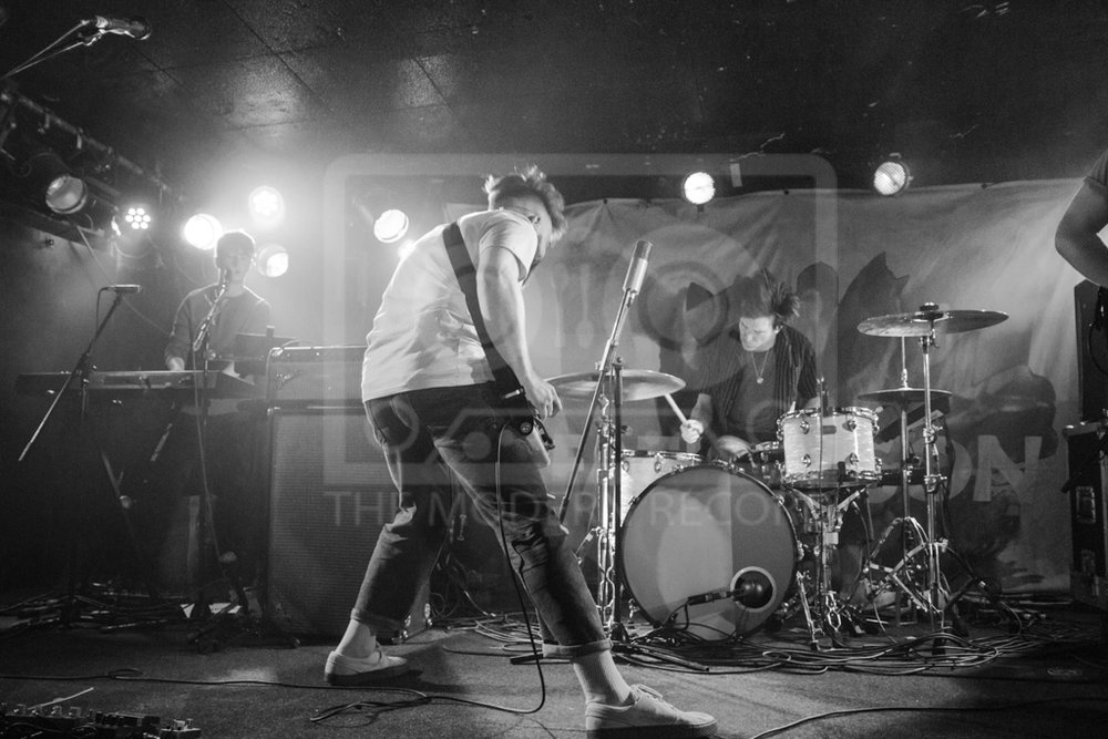 FATHERSON PERFORMING AT KING TUT'S WAH WAH HUT - 30.06.18                                                                                                                                  PICTURE: EMMA DOCKRELL PHOTOGRAPHY