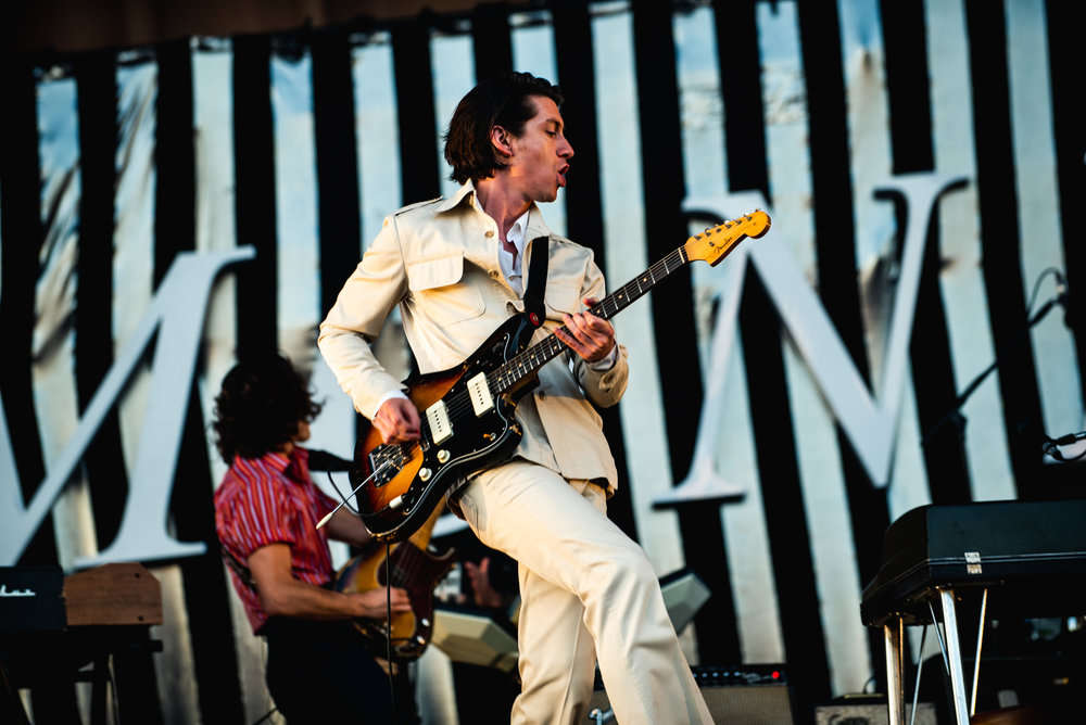 ARCTIC MONKEYS CLOSING DAY THREE OF TRNSMT FESTIVAL 2018 - 01.07.2018  PICTURE BY: RYAN JOHNSTON PHOTOGRAPHY