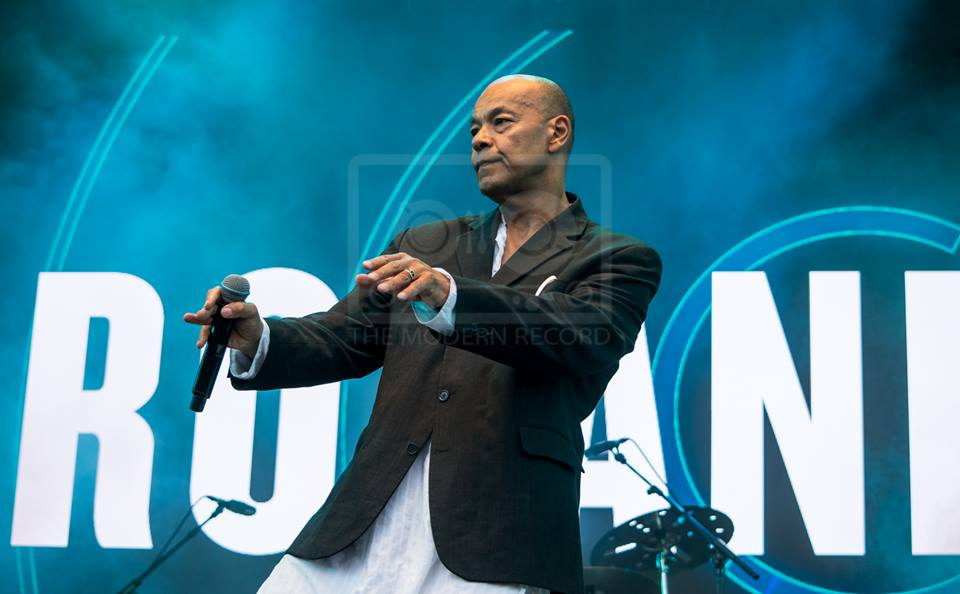 ROLAND GIFT PERFORMING AT REWIND FESTIVAL - SATURDAY - 21.07.2018  PICTURE BY: STEPHEN WILSON PHOTOGRAPHY