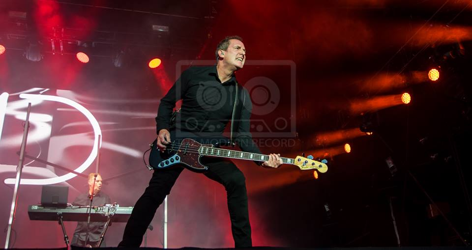 O.M.D CLOSING SATURDAY AT REWIND FESTIVAL - 21.07.2018  PICTURE BY: STEPHEN WILSON PHOTOGRAPHY