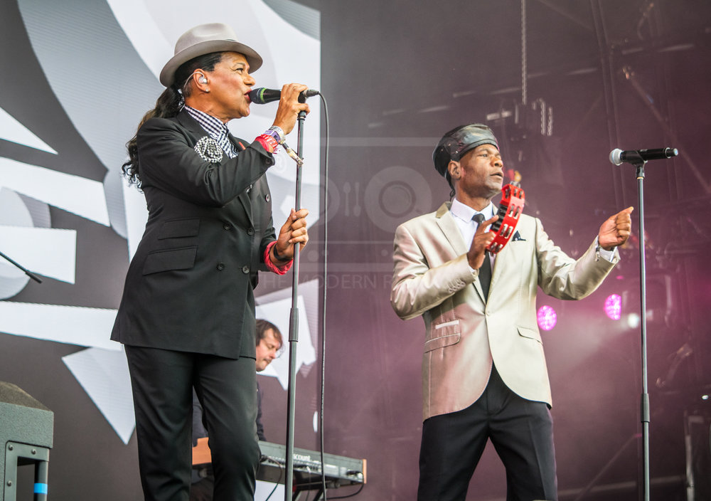 THE SELECTOR PERFORMING AT REWIND! SCOTLAND - SUNDAY - 22.08.2018  PICTURE BY: STEPHEN WILSON PHOTOGRAPHY