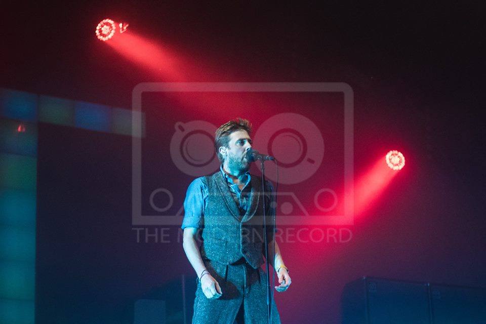 KAISER CHIEFS HEADLINING HARDWICK LIVE FESTIVAL 2018 - 18.07.2018  PICTURE BY: WILL GORMAN PHOTOGRAPHY