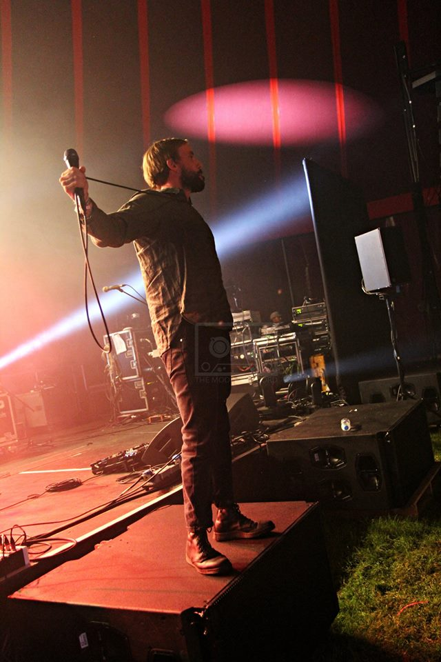 IDLES PERFORMING AT ELECTRIC FIELDS 2018 - 01.09.2018  PICTURE BY: KRISTEN BRODIE PHOTOGRAPHY