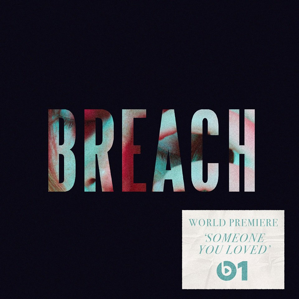 "LEWIS CAPALDI - ""BREACH EP"" RELEASED THURSDAY 8TH NOVEMBER 2018"