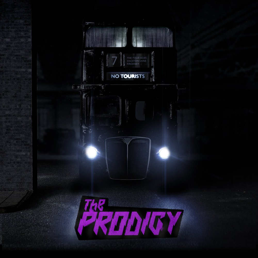 "THE PRODIGY - ""NO TOURISTS"" - RELEASED: FRIDAY 2ND NOVEMBER 2018"