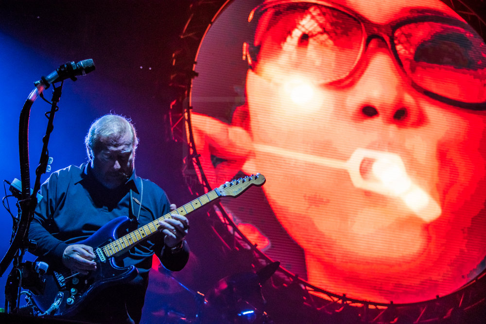 THE AUSTRALIAN PINK FLOYD PERFORMING AT GLASGOW'S SSE HYDRO - 01.12.2018  PICTURE BY: STEVEN WILSON