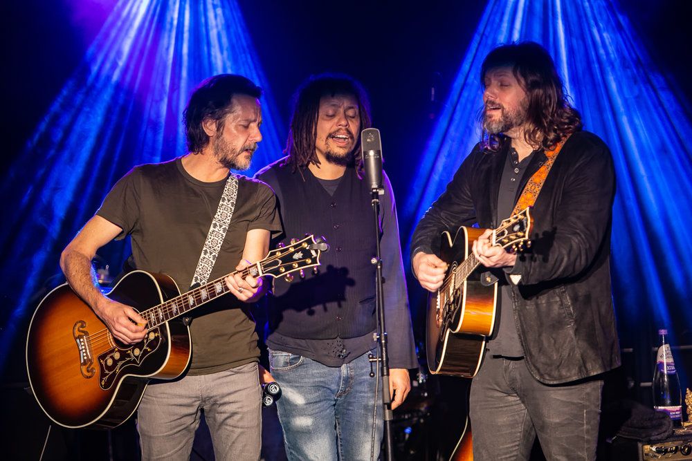 THE MAGPIE SALUTE PERFORMING AT BIRMINGHAM'S MILL VENUE - 02.12.2018  PICTURE BY: JOHN HAYHURST  @SNAPAGIG.COM